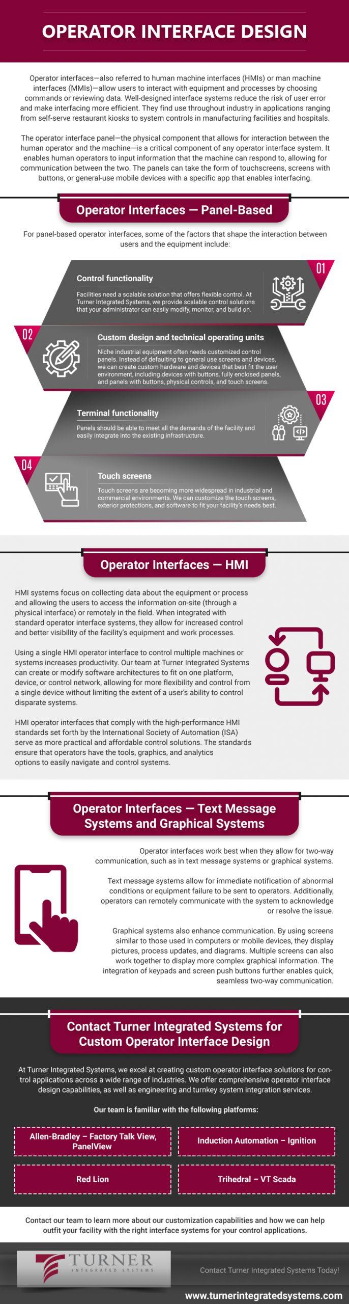 operator-interface-design