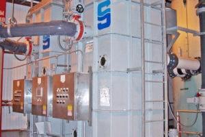 Storm Water Treatment Plant
